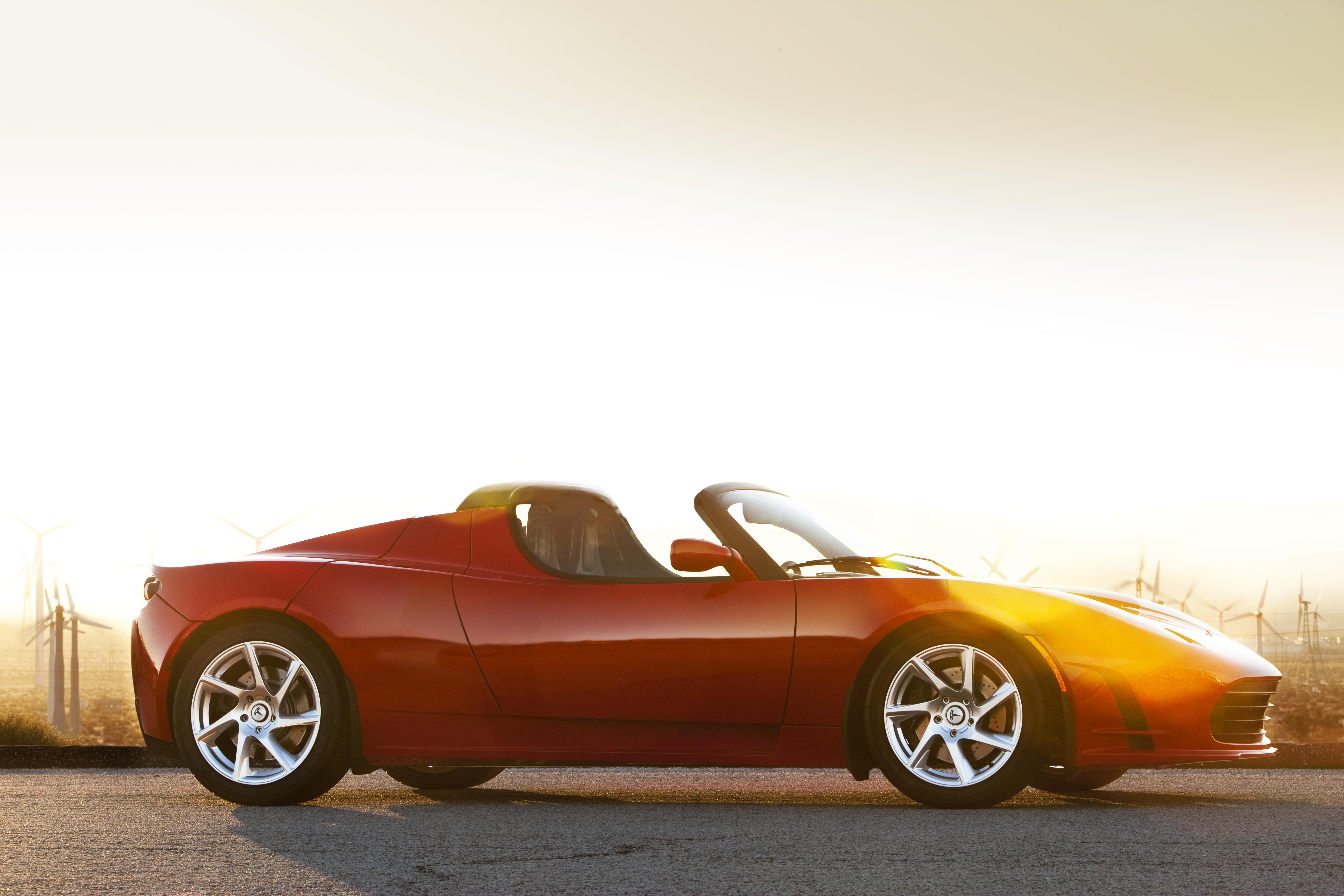 © Tesla Motors Company
