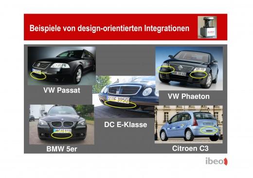 Quelle: Ibeo Laserscanner - Der Multi-Applikations-Sensor, Braunschweiger Verkehrskolloquium, 2006