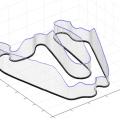Geschwindigkeit-Strecke-3D