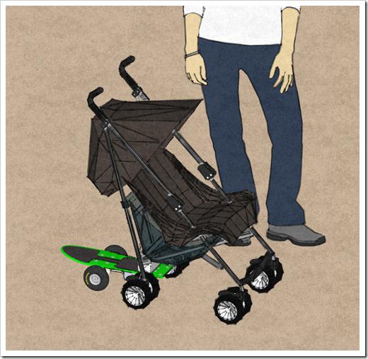 motorblog kinderwagen. Black Bedroom Furniture Sets. Home Design Ideas