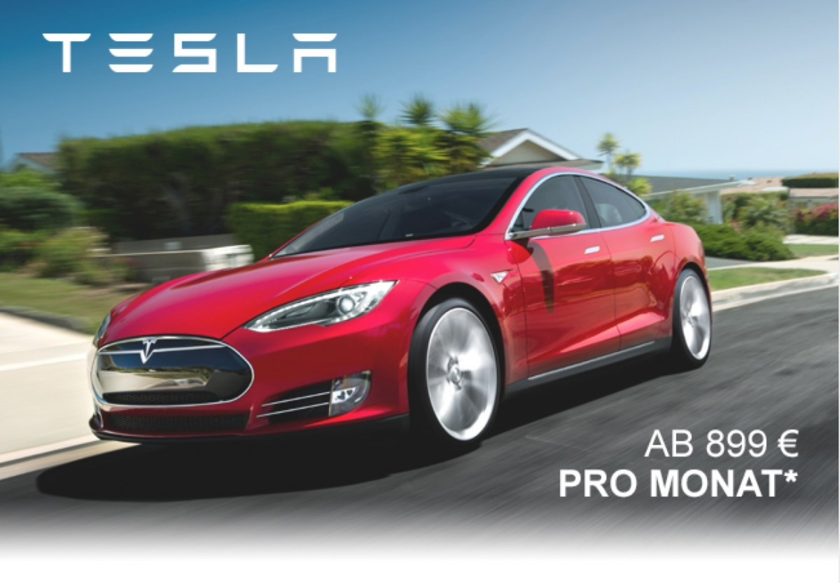Tesla-Leasing