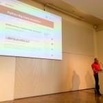 Dr. Yves Hilpisch Talk in Raum B09