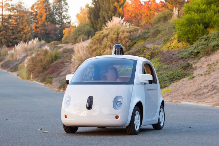 Google Self Driving Car - Foto: Google